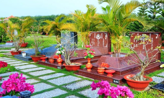 Công Viên Vĩnh Hằng là một trong những nghĩa trang rất đẹp nổi tiếng ở Việt Nam