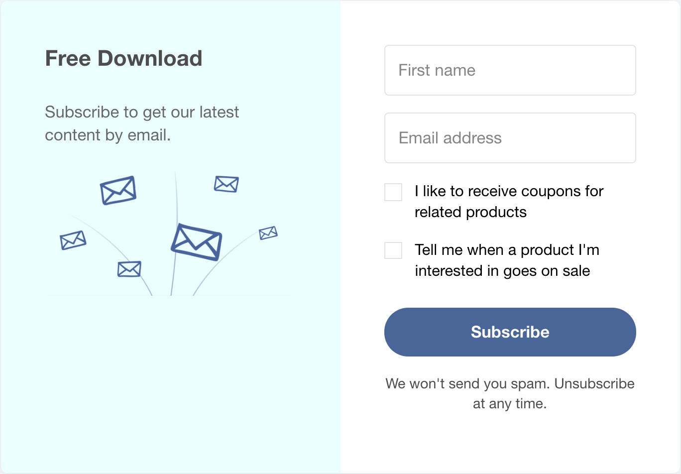 Adding Checkboxes to an Form to Tag Subscribers - ConvertKit