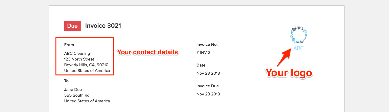 Cleaning Service Invoice Template from lh4.googleusercontent.com
