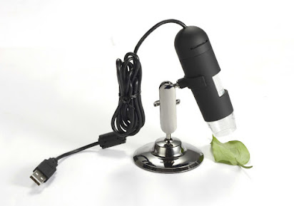 5MP USB Microscope,MAOZUA Handheld Digital Microscope 20x-300x Magnifier with 8