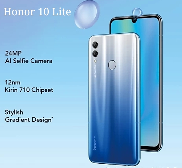Honor 10 lite price, review, specs and 5 reasons to buy Honor 10 Lite.