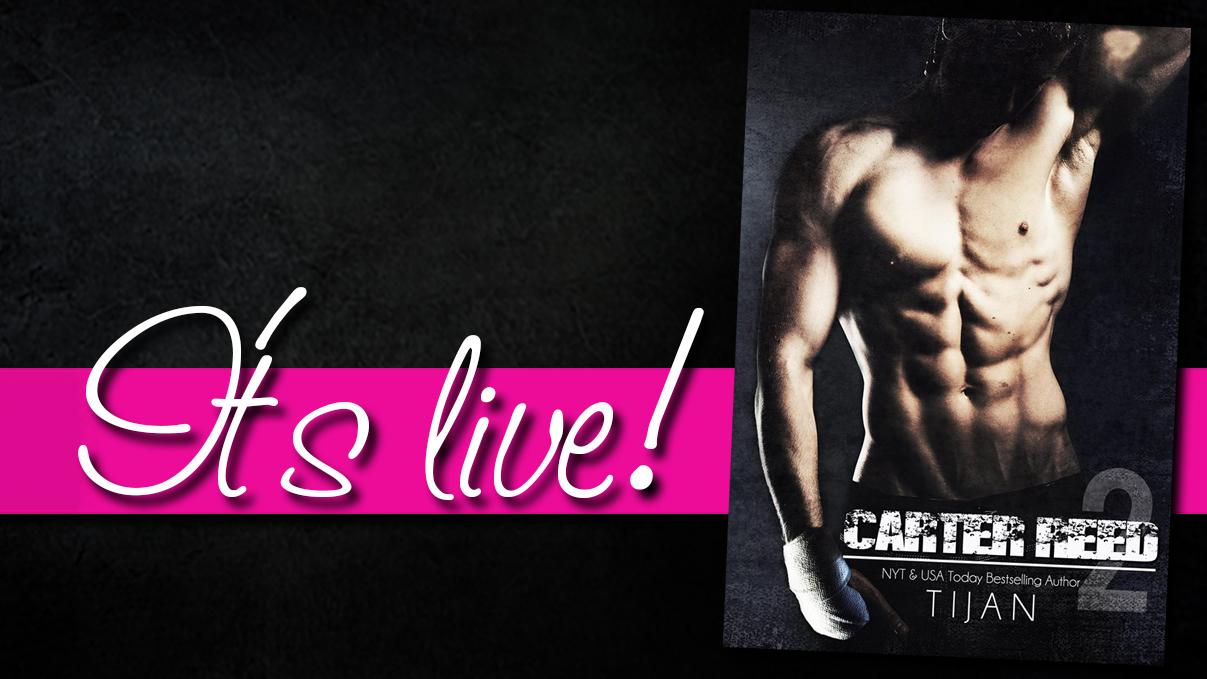 Carter 2 it's live.jpg