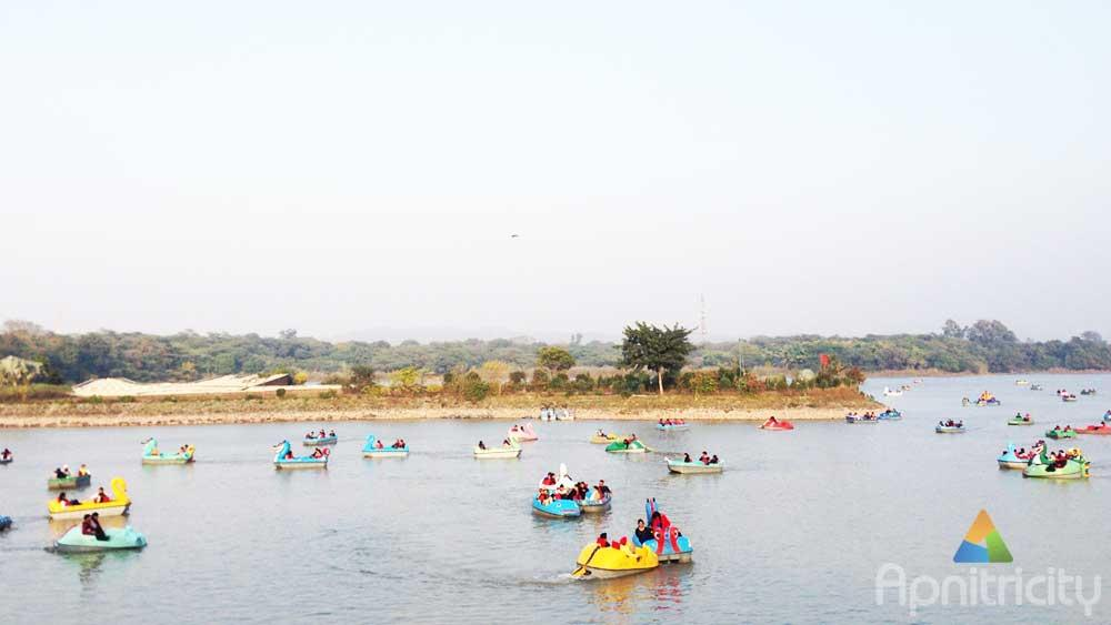 Sukhna Lake | Attractions in Chandigarh Mohali and Panchkula