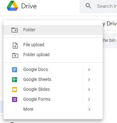 you'll head to Google Docs to look at your RTF file.