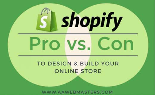 Shopify vs godaddy cons and pros