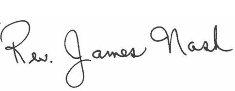 C:\Users\Michael Milone\Downloads\Rev  James Nash-signature.jpg