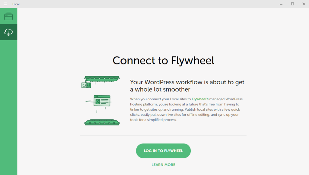 Connect to Flywheel