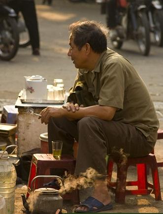 Cách thức trà dân dã của người Việt