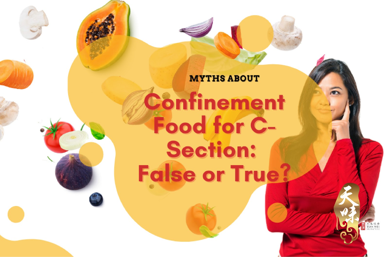 Myths About Confinement Food for C-Section: False or True?