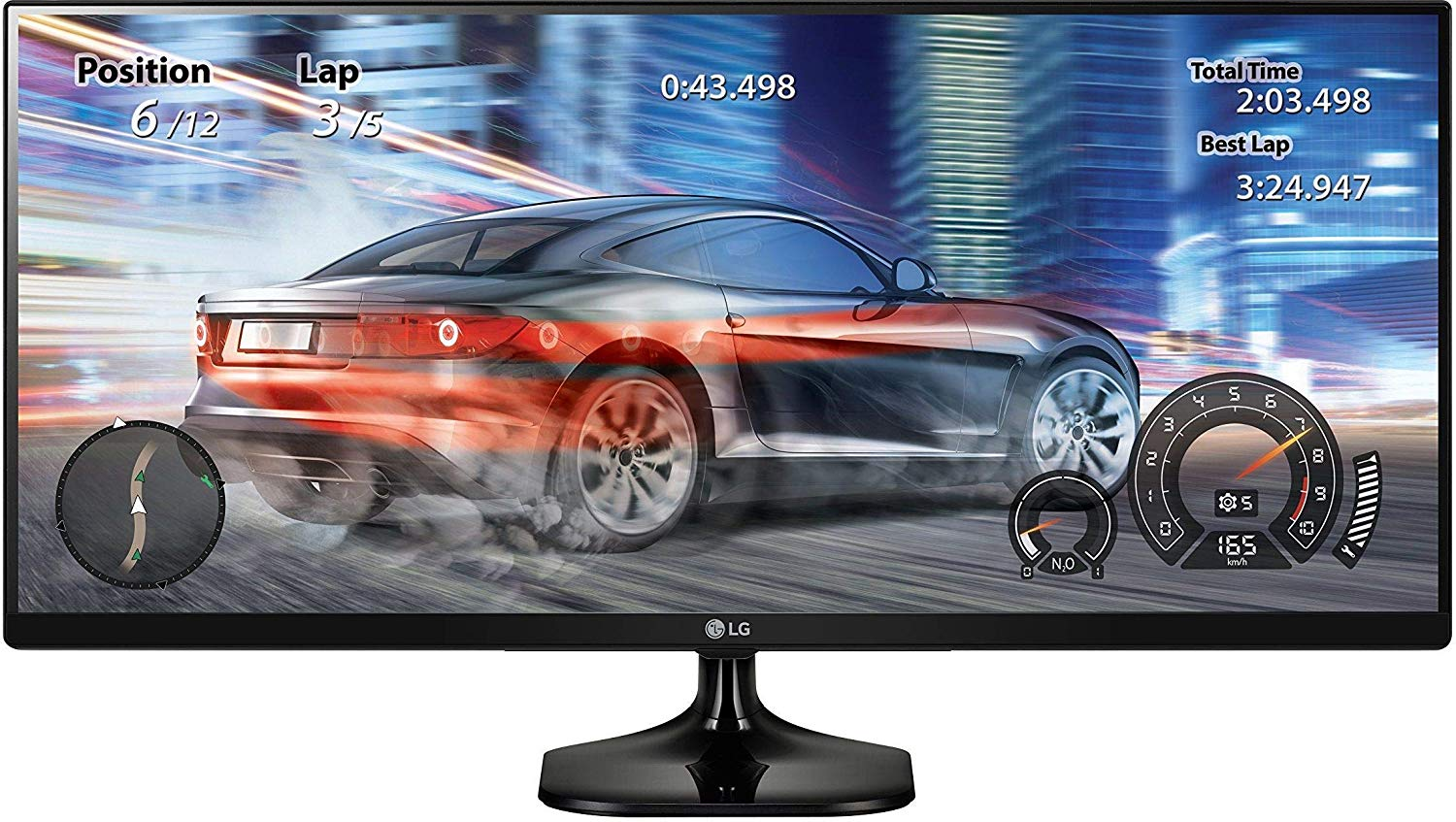LG 25-inch Full HD Ready Monitor