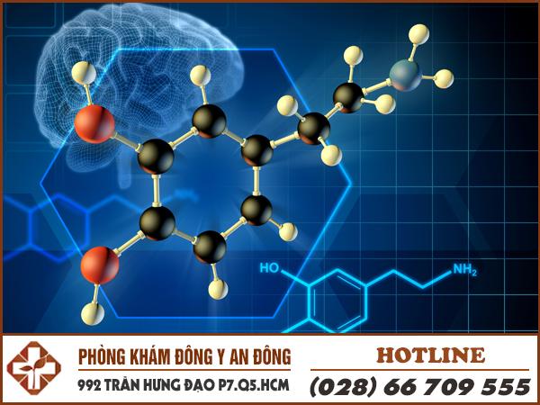 Rối loạn lo âu do thay đổi hormone.