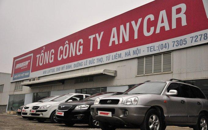 Anycar Mỹ Đình là một chi nhánh của Anycar tại Hà Nội - hệ thống kinh doanh ô tô cũ lớn nhất Việt Nam