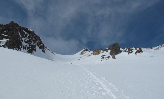 Отчет о прохождении лыжного туристского спортивного маршрута 6 к.с. по Срединному хребту