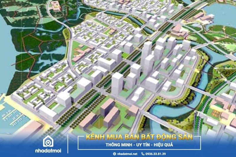 dự án khu đô thị thủ thiêm 6