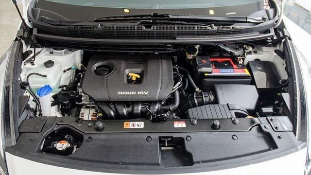 Động cơ của Kia Rondo 2017