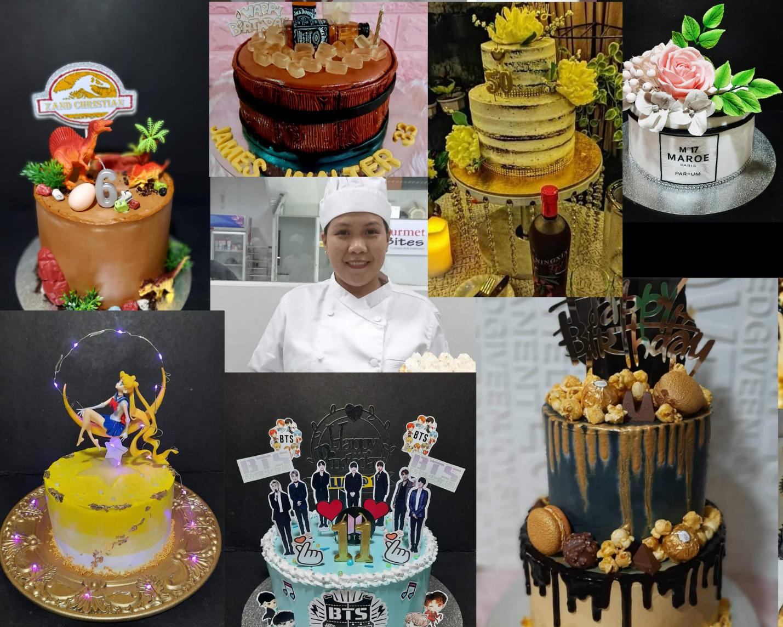 Lovely Treats Customized Cakes Davao City
