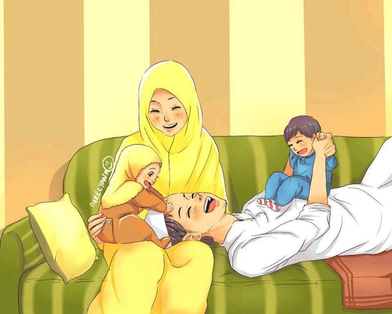 Hasil gambar untuk berumah tangga islam