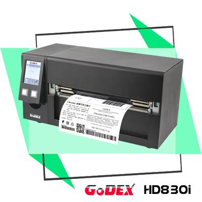 Với những doanh nghiệp sản xuất có nhu cầu thường xuyên sử dụng tem nhãn có kích thước lớn, máy in mã vạch GoDEX HD830i chính là sự lựa chọn lý tưởng nhất!