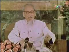 Image result for images for hồ chí minh trả lời phỏng vấn hãng ndn