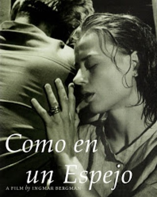 Como en un espejo (1961, Ingmar Bergman)