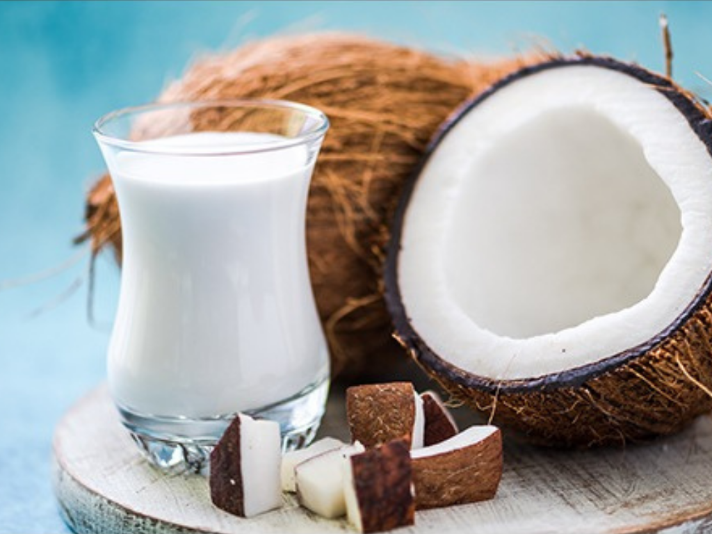 South India and Their Love for Coconut Milk