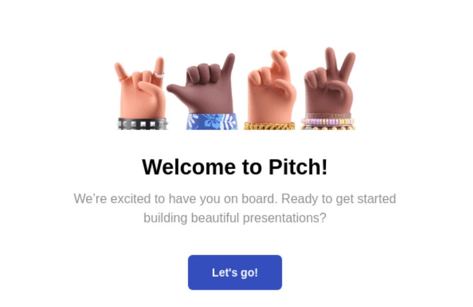 Pitch Email Marketing