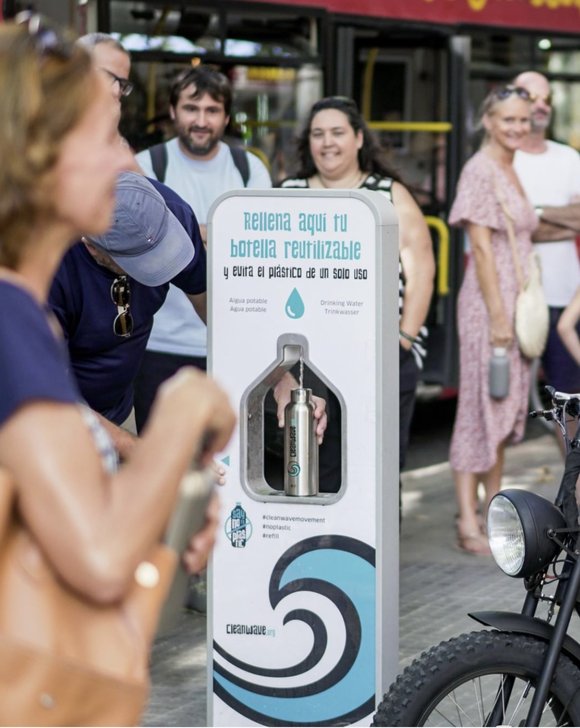 tap water in mallorca and Palma from fountains