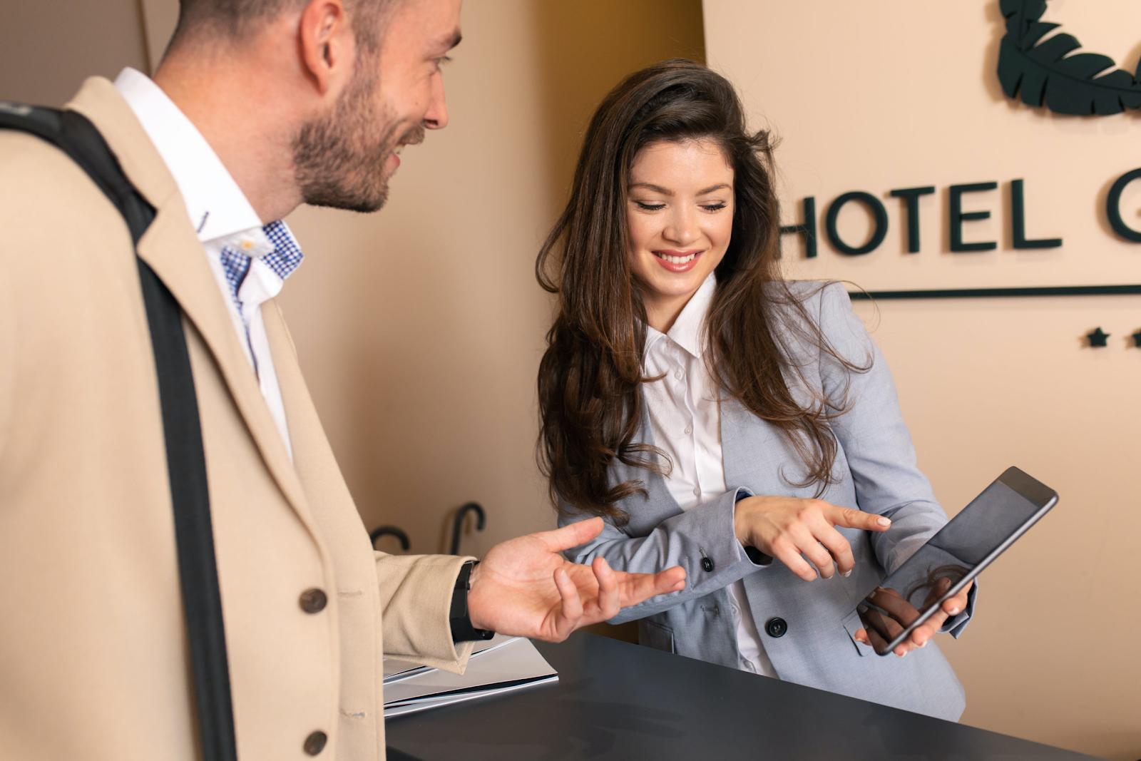Hotel Ausbildung - gesammelte Infos