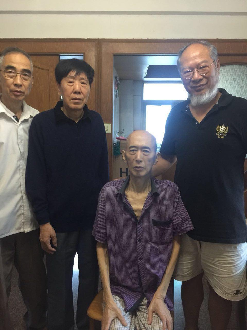 告:沉痛哀悼中国民主党人王荣耀先生!