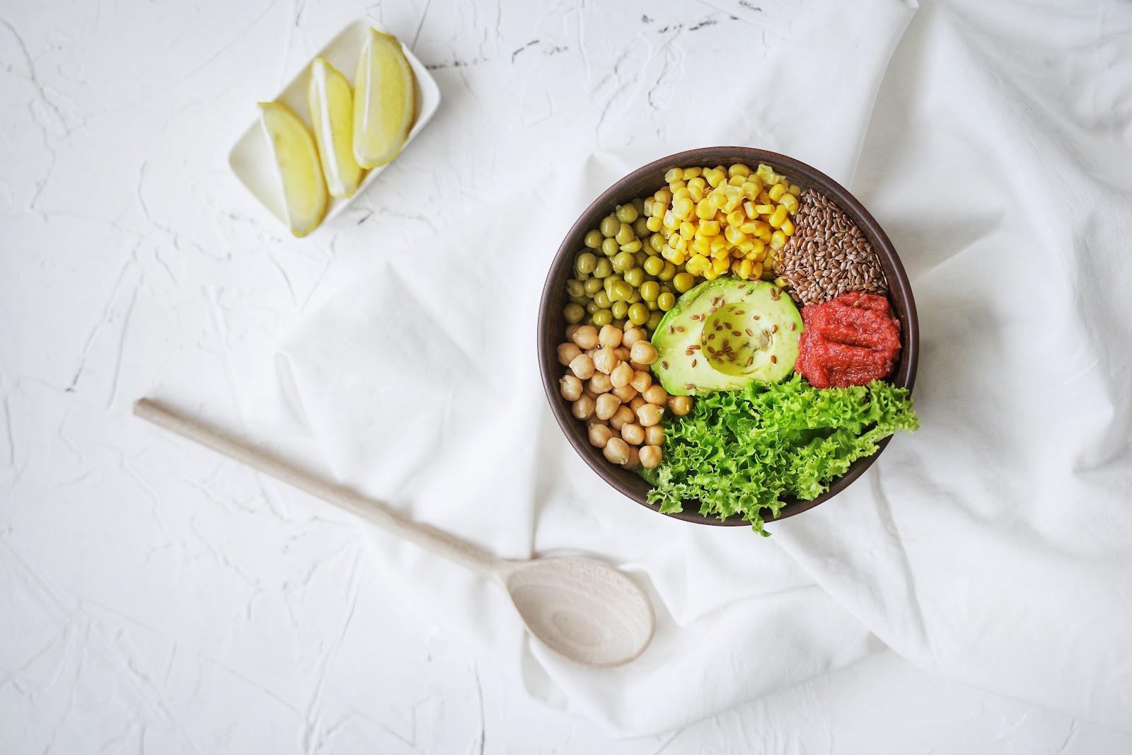 Men's meal plan for better energy