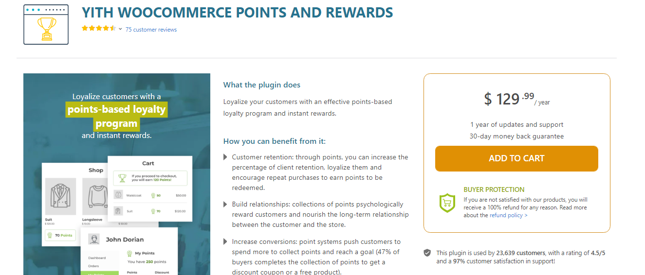 WooCommerce: Top 7 Points and Rewards Plugins