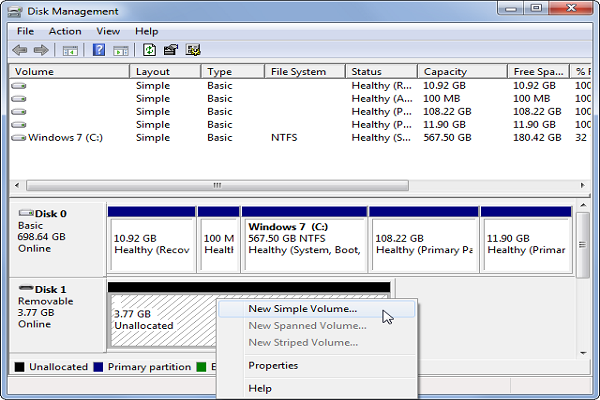fix Hard Drive Not Recognized on Windows step 5