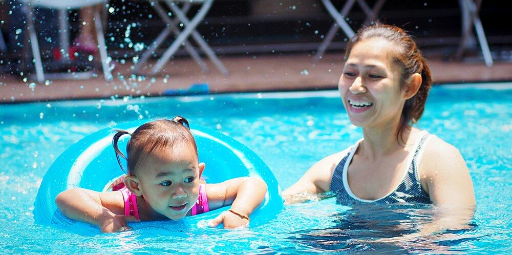 How to Teach Kids to Swim at Every Age | Parents