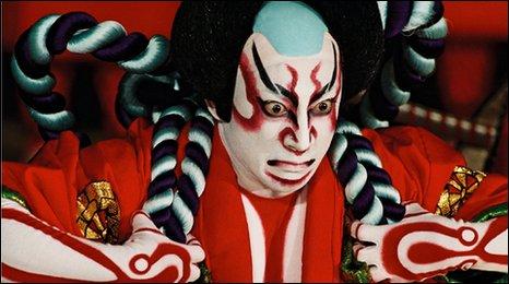 các yếu tố trong kịch Kabuki