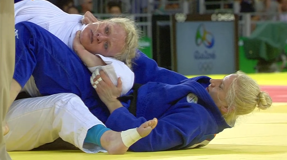 2016 Olympic Judo Results Kayla Harrison S Gold Laden World