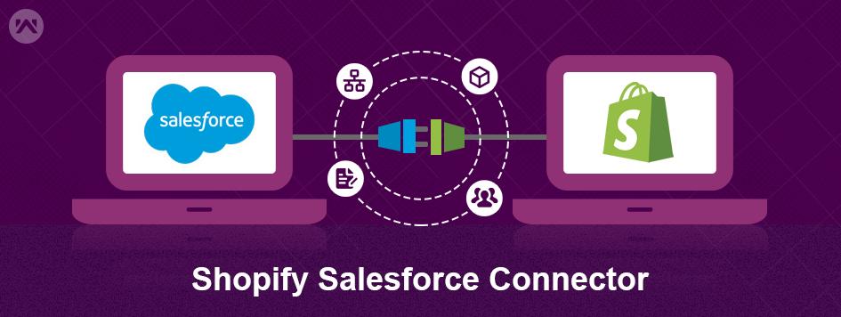 Salesforce app