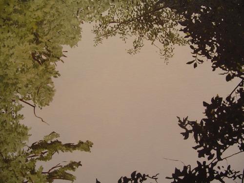 Semi-conscious view, 2004