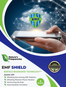 Natures frequencies EMF Shield
