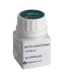 betacaroteno de botanica nutrients