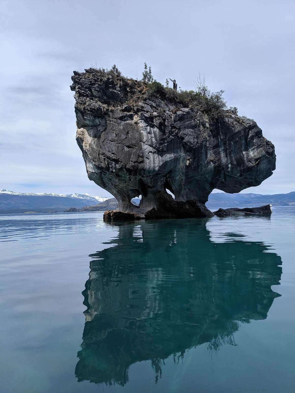10 day road trip on the Carretera Austral - kayak tour to the Marble Caves