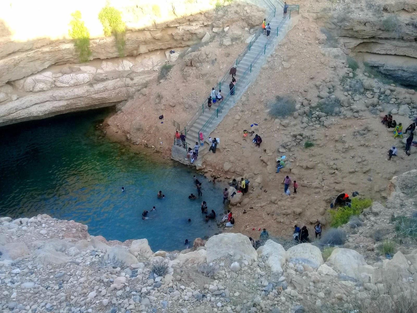 Sinkhole Park, Sur, Oman
