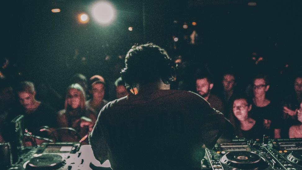 Blowfish jakarta DJ