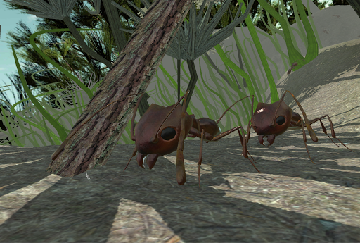 Ant Simulation 3D- screenshot thumbnail