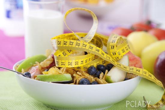 根據部位吃吃出你的纖腰細腿