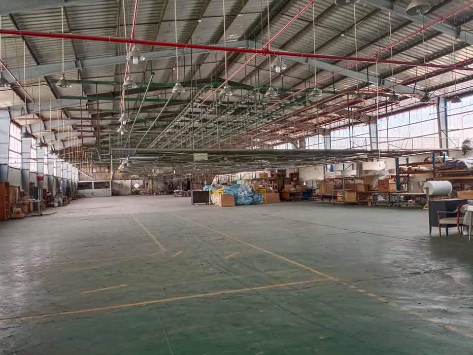 Kho xưởng cho thuê của Hữu Toàn Logistics