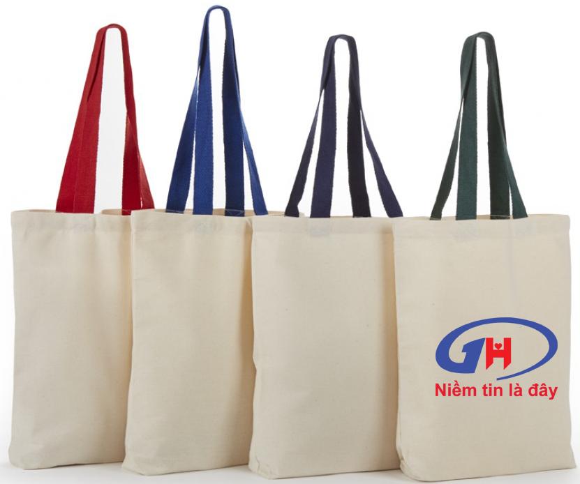 Đặt in túi vải bố chất lượng