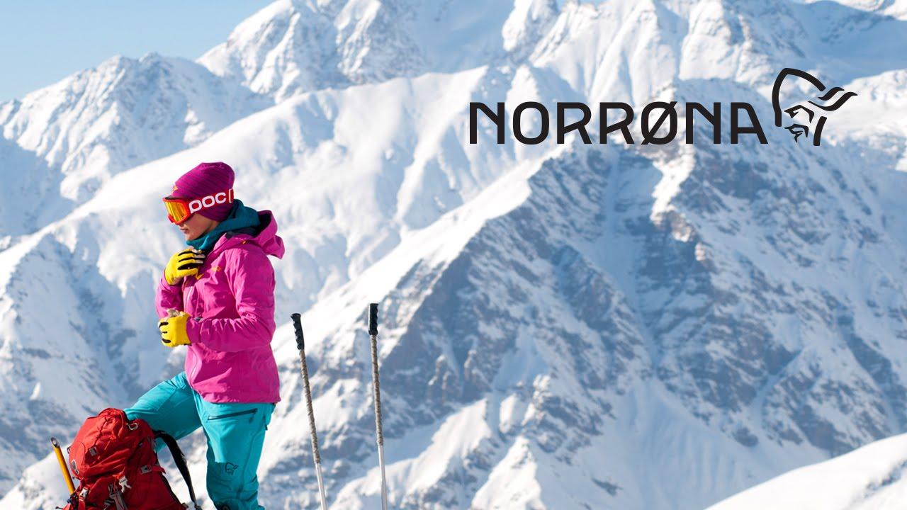 安於自然,也能走入城市,機能摩登兼備的高端戶外品牌Norrona老人頭