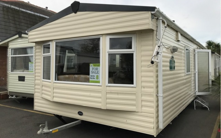 ABI Polaris Static Caravan For Sale North Wales