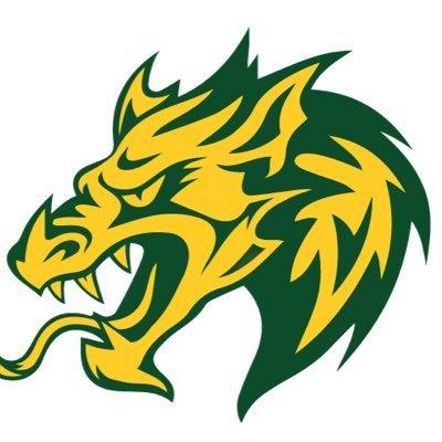 Hamden Public Schools Dragon Mascot