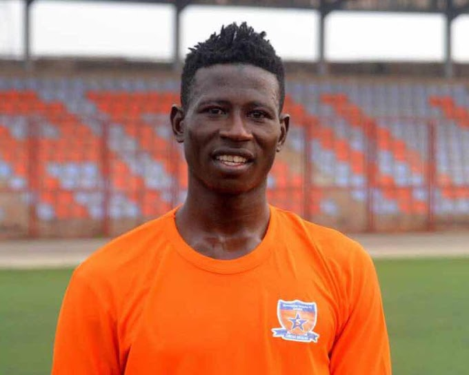 NPFL Transfer: Sadeeq Yusuf Pens Improved Deal At Sunshine Stars